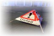 Heißes Fahrmanöver führt zu Unfall